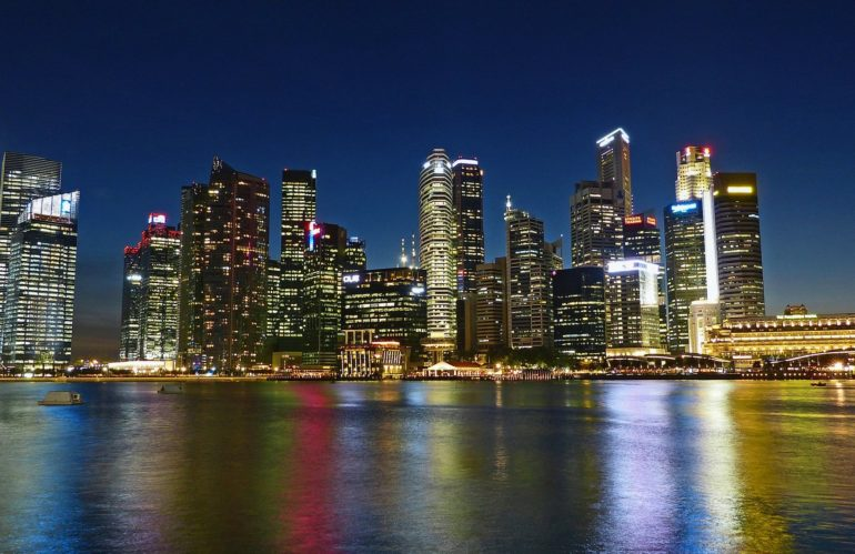 Private limited company registration in Singapore